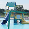 SlideRenu aquatic play unit before and after