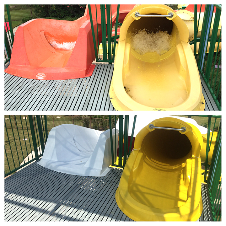 SlideRenu refinished closed body slide